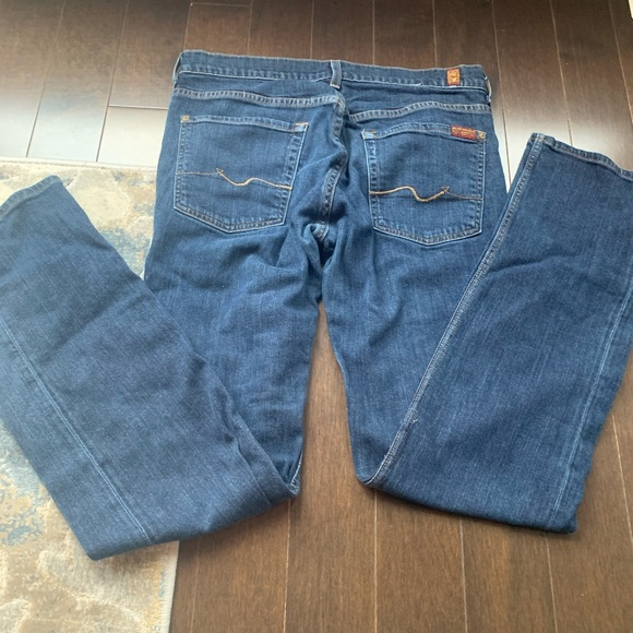 Seven 7 for all Mankind skinny jeans 31